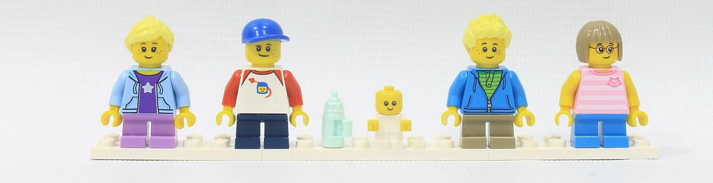 Review 60134 Fun In The Park City People Pack Lego