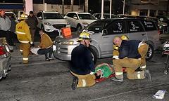 North Hills Christmas Crash