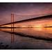 Forth Bridges Sunrise by NorthernXposure