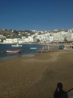 Tourlos (Τούρλος) Tourlos képe. mykonos greece boats small island greek