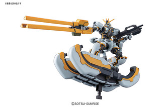 HG 1/144《機動戰士鋼彈 雷霆宙域戰線》RX-78AL 擎天神鋼彈 アトラスガンダム
