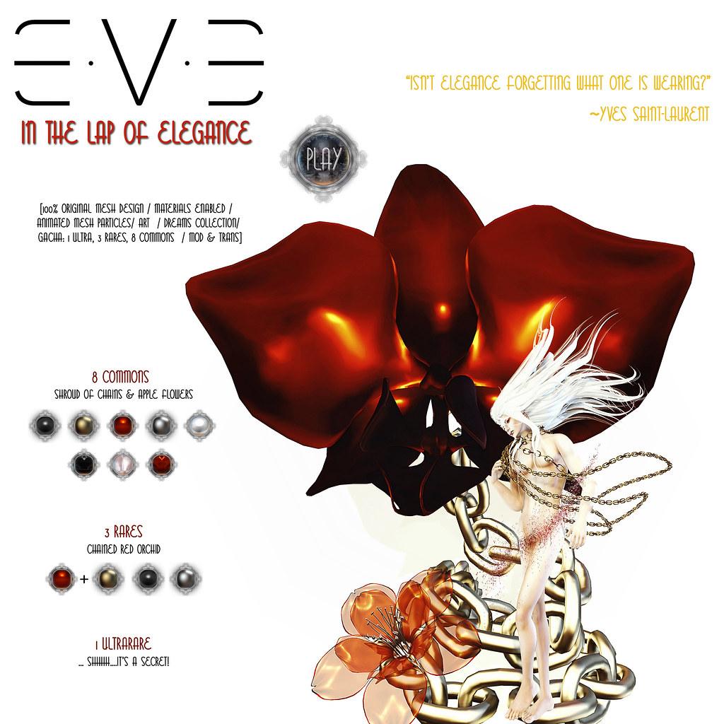 """E.V.E """"In the Lap of Elegance"""" release - SecondLifeHub.com"""