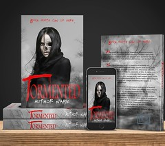 Tormented - book cover now available in full book wrap and ebook options. #skull #apocalypse #bookcovers #indiebooks #custombookcover #custombook #ebooks #ebookcoverdesign #ebookcover #graphicdesigner #ilovebooks #bookcoversforsale #bookstagram #writers #