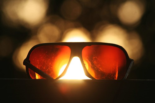 A Sunset Through Rose Colored Glasses