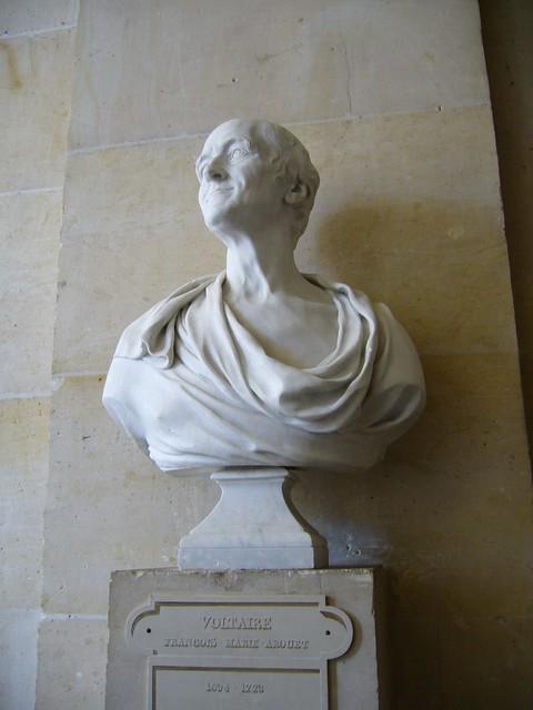 Header of Voltaire
