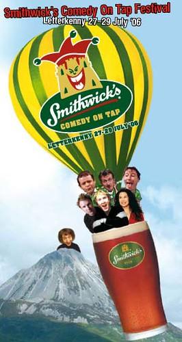 Letterkenny Comedy Festival Brochure