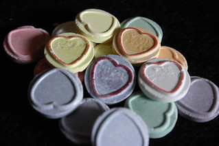 love hearts from google
