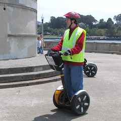 tricycle(0.0), vehicle(1.0), segway(1.0), land vehicle(1.0),