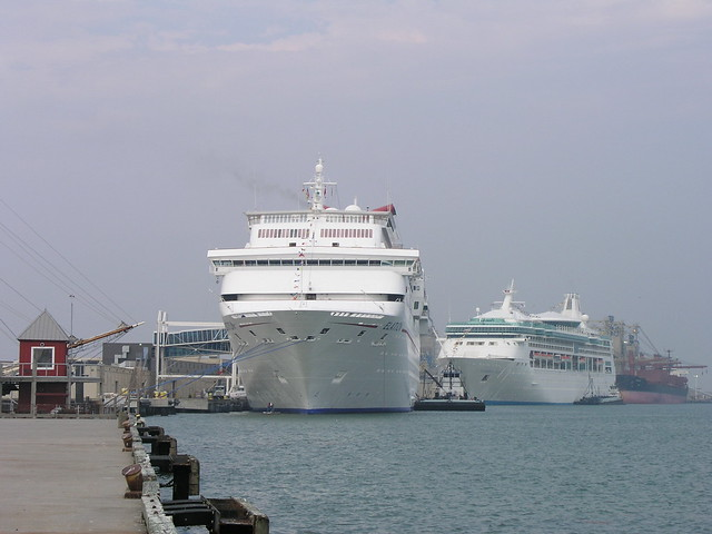 Cruise Ships Galveston TX | Flickr - Photo Sharing!