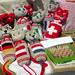 Swiss sock puppets