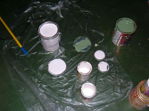 paint assortment