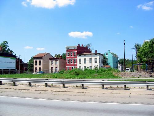 Cincinnati row