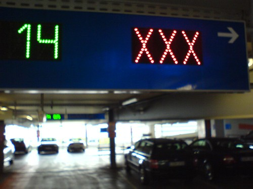 Flughafen München - es wird gestreikt