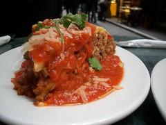 Crepe Lasagna - Aix Creperie