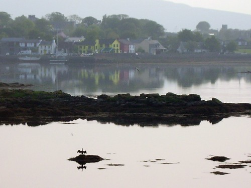 Kinvara Bay, Co Galway, Ireland