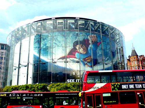 Superman Returns - London IMAX