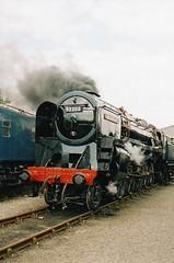 Railfest 2004 Weekend at York.