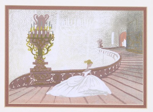 Conceptual art for Disney's Cinderella
