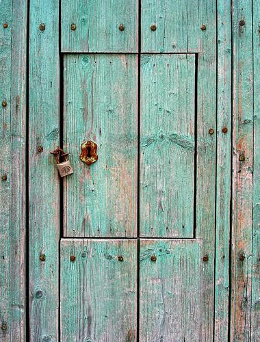 Door detail majorca