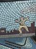 Chicago, Navy Pier, Tile Mosaic