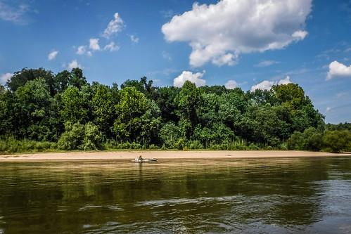 Savannah River Paddling-096