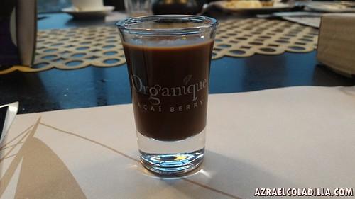 Organique Acai Premium blend
