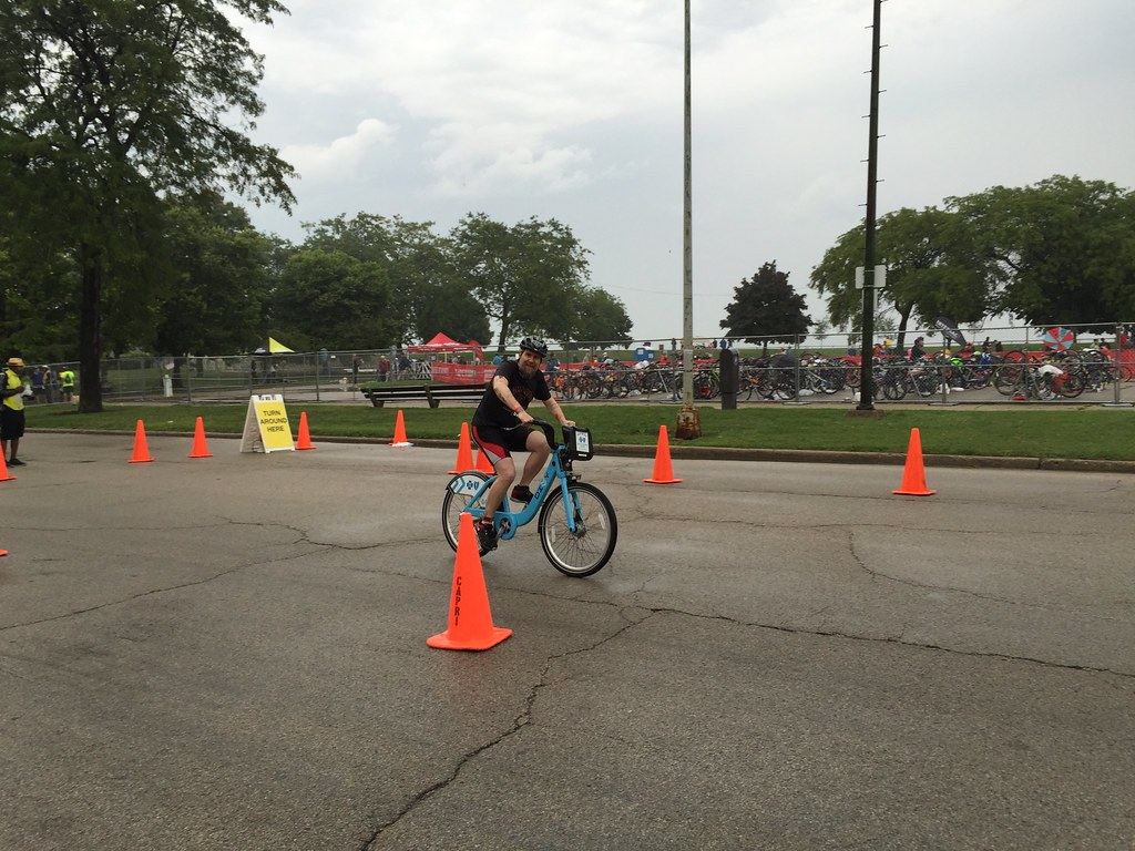 Chicago Triathlon 2015