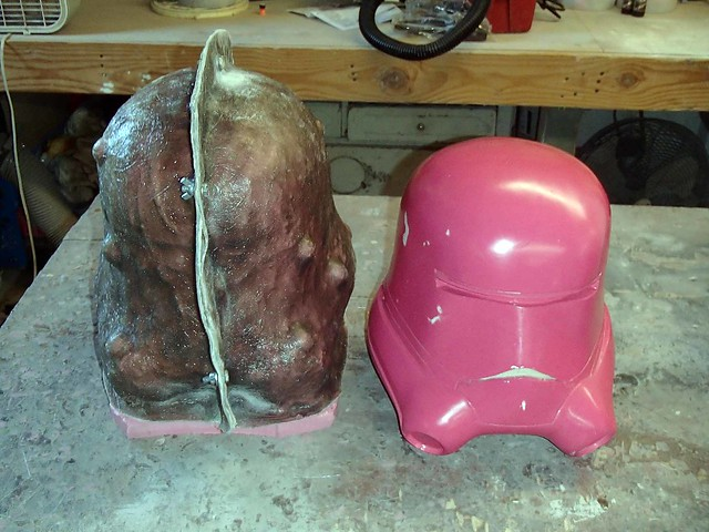 Flametrooper Mold Completed