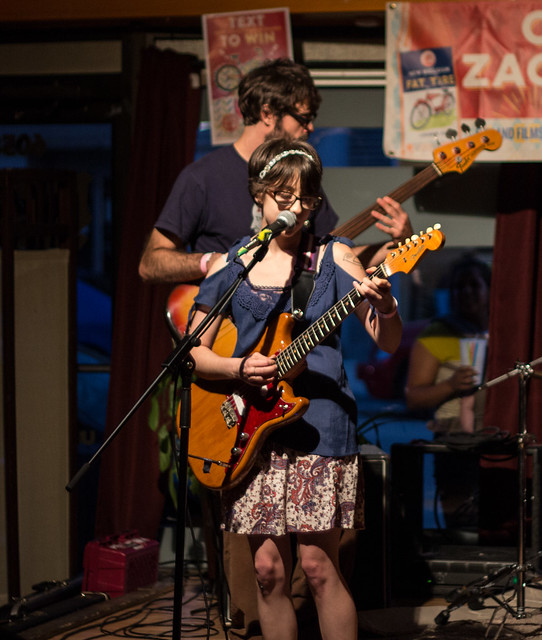 Molly & the Dustbunnies @ The Pizza Shoppe Collective | 9.4.15 | Benson Femme Fest