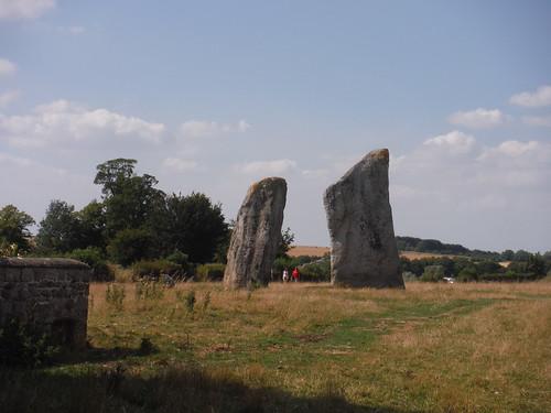 Avebury Standing Stones, NE quartile