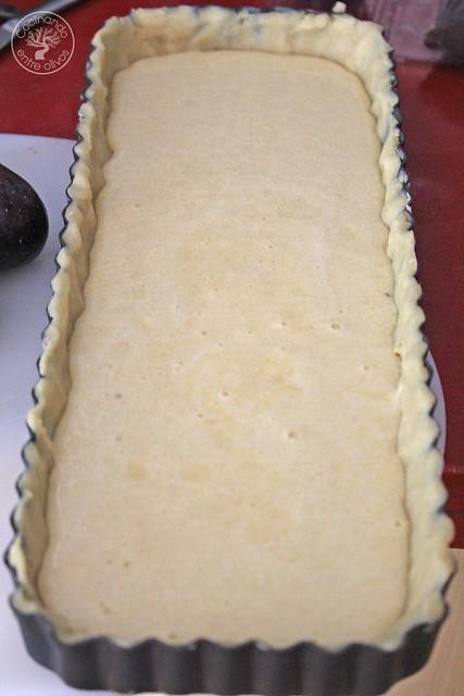Tarta de higos y almendras www.cocinandoentreolivos.com (18)