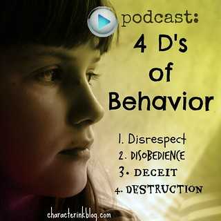 Podcast: Understanding the Four D's of Behavior in Our Children—and Why You Need To