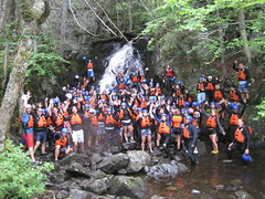 adventure, sports, recreation, outdoor recreation, canyoning,