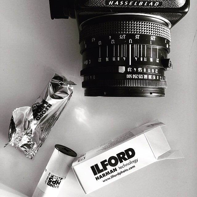 Tonight testing the new #hasselblad ! 😊 #hasselblad501c #mediumformat #film #ilford #hp5 #120film #6x6 #ilovefilm #filmisnotdead www.MrLeica.com