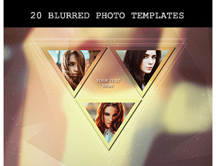 72 Photo Templates Bundle