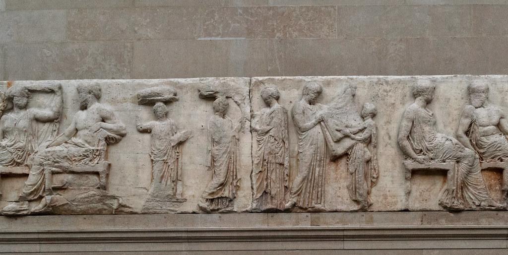 The Parthenon  U2013 Xiv East Frieze