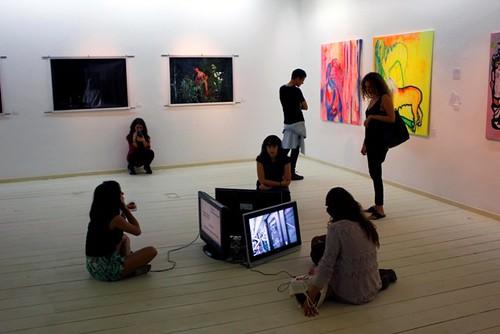 """Exposición """"Contemporary Times"""""""