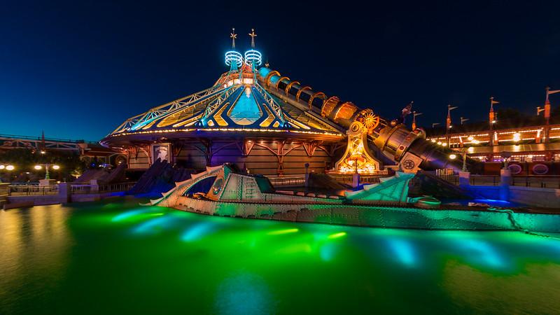 Photos De Disneyland Paris En Hdr High Dynamic Range