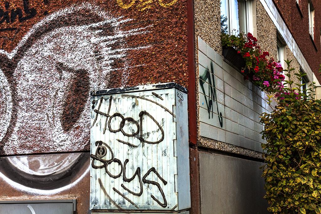 HOOD BOYS--Leipzig