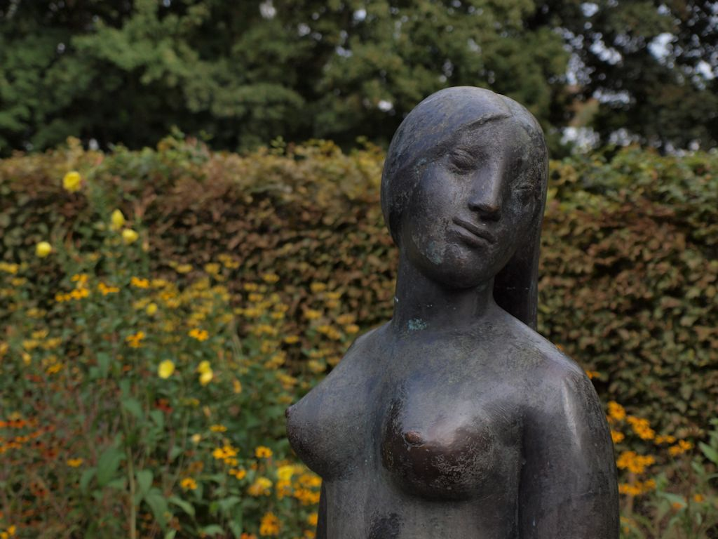 Luisenpark Mannheim: Skulptur 2