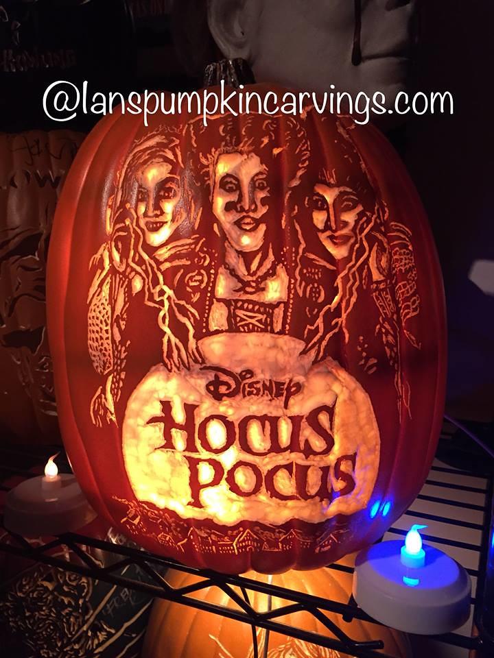 This Pennsylvania Pumpkin Carver Makes Everyone Else S
