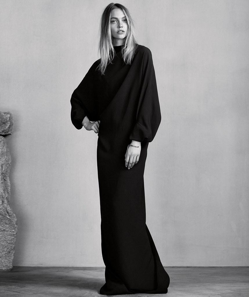 Саша Пивоварова — Фотосессия для «Porter» 2015 – 4