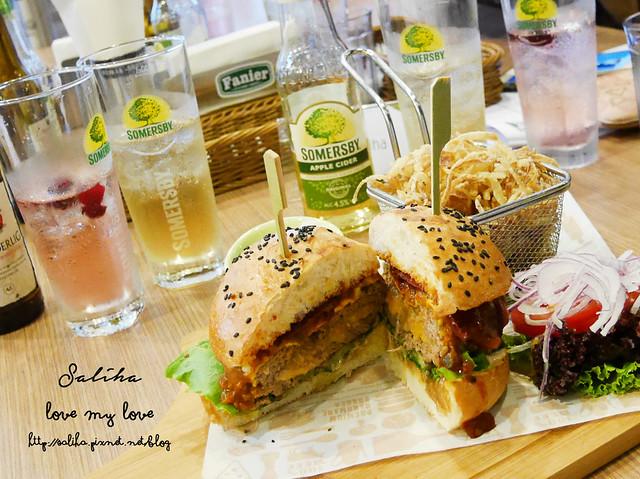 台北內湖東區好吃漢堡費尼餐廳 (18)