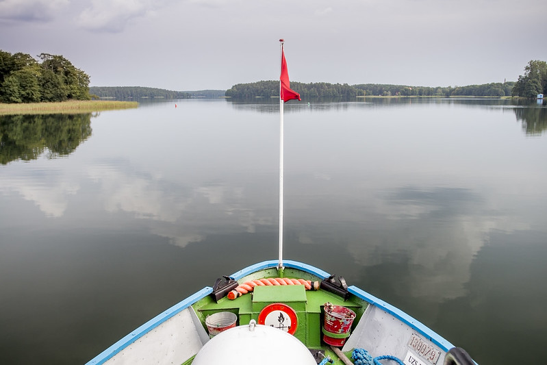 Rejs - Jezioro Białe Augustowskie