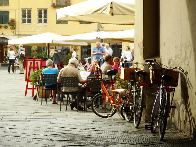 Bicycles, Lucca