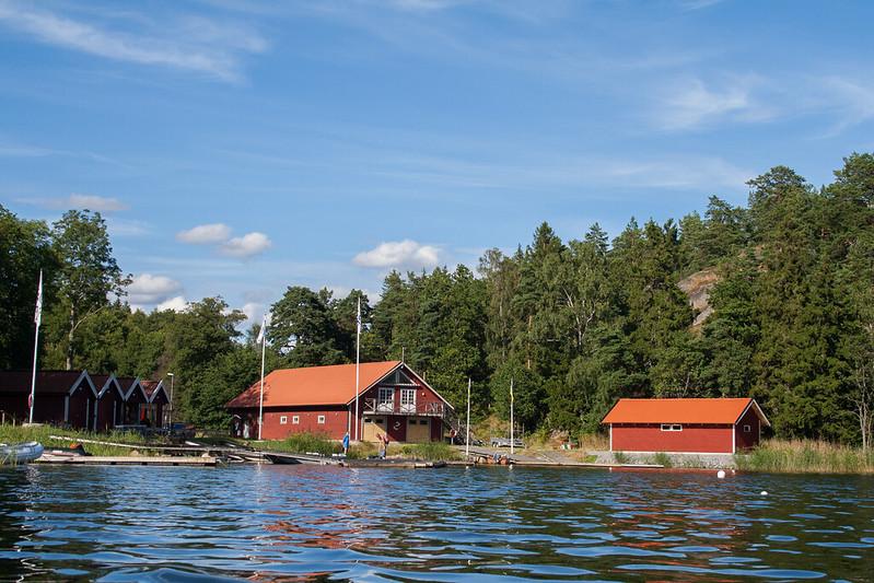 Kayak hire, Erikso, Vaxholm