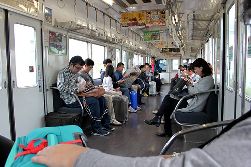 Train to Osaka