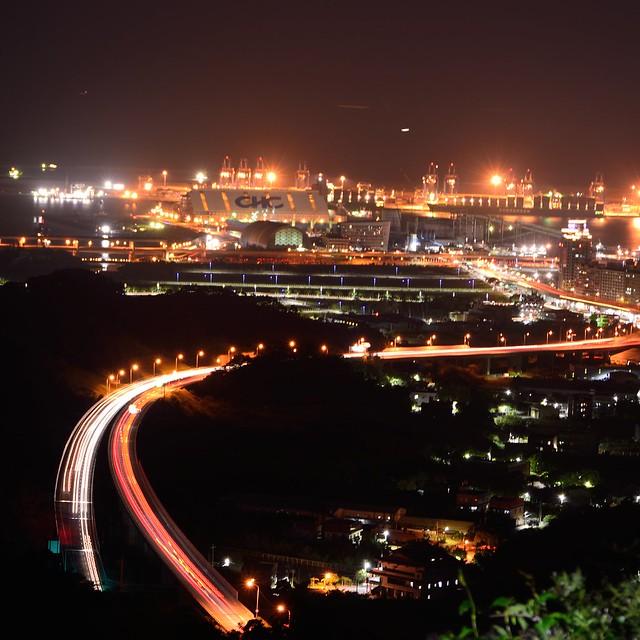 觀音山-台北港2