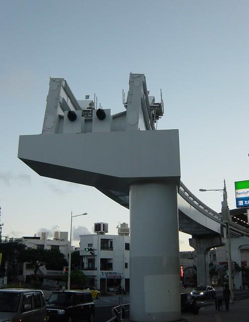 沖縄モノレール首里駅