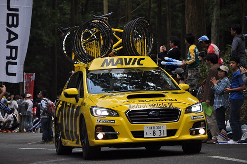 MAVIC SUPPORT CAR